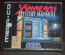 Sega Mega CD. Yumemi Mystery Mansion. (PAL AUS/EUR)