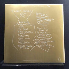 Bob Dylan - Planet Waves LP Mint- 7E-1003 Asylum 1st Gold Cover Vinyl Record