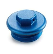 Husqvarna / Husaberg Oil Plug, CNC Blue