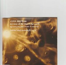 Louis Armstrong-We Have All The Time in the World UK cd single
