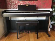 Used yamaha clarinova clp-115 digital piano