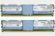 Dell SNPM788DCK2/16GB - 16GB (2X8GB) DDR2 PC2-5300F ECC Server Memory RAM