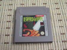 Sword of Hope GameBoy und Color und Advance