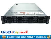 Dell PowerEdge R730XD 2U Server 2x E5-2640v3 64GB RAM H730