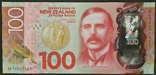 New Zealand One Hundred Dollars Banknote