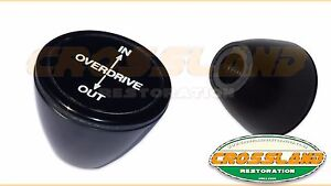 Land Rover Series 2, 2A, 3 Gear Selector Fairey Overdrive Knob