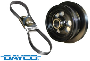 POWERBOND 10% O/D POWER PULLEY KIT FOR HSV CLUBSPORT R8 GEN-F LSA S/C 6.2L V8