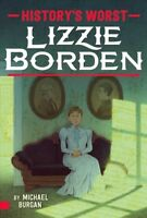 Lizzie Borden, Hardcover by Burgan, Michael, Like New Used, Free shipping in ...