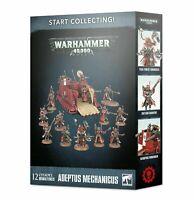 Start Collecting! Adeptus Mechanicus - Warhammer 40k - Brand New! 70-59