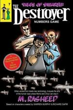 "Tales of Sinanju: The Destroyer, Book Seven ""Numbers Game"" (Paperback or Softbac"