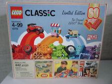 LEGO classique 10715 Edition Limitée 60 Jahre Lego - Neuf