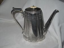 Splendido Vittoriano Argento Placcato Tea Pot benetfink & Co nel 9669