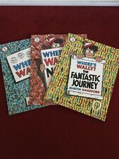 WHERES WALLY? The Super Search Collection ( 3 Books )