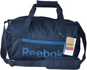 REEBOK SE Small GRIP DUFFLE BAG AB1115 RRP £49.99