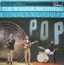 THE WALKER BROTHERS  - LP