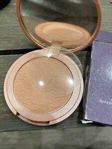 NIB TARTE Amazonian Clay 12 Hour Blush Risqué ~ Peachy Nude~ $29 RETAIL!! NIB