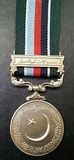 PAKISTAN 'SIACHEN GLACIER' WAR MEDAL 1984 37.28 GRAMS 36.5 MM L@@K!!