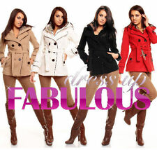 Polyester Animal Print Hand-wash Only Coats & Jackets for Women