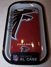 NFL Sports ATLANTA FALCONS Hardshell Snap-On Case for iPhone 6 RED/BLACK ~ NEW