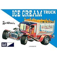 MPC #857 1/25 Scale GEORGE BARRIS ICE CREAM TRUCK - Plastic Model NEW
