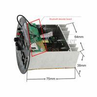 30W Bluetooth Amplifier Board 12V Mono Subwoofer Amplifier Support TF USB FM