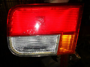 1996 - 2000 HONDA CIVIC Cpe (2 Dr) RIGHT TAIL LAMP, LID MOUNTED