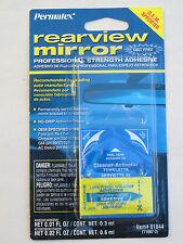 Permatex 81844 Professional Strength Permanent Rearview Mirror Adhesive Glue