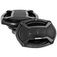 Orion CT-693 6 x 9 Cobalt Series 500 Watts 4 Ohms 3-Way Coxial Speakers (Pair)