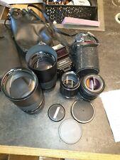 Job Lot Of Camera Accessories