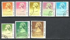 HONG KONG 1987-88 QEII Mint and Used Issues Selection  (May 219)