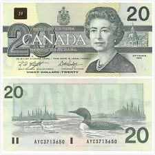 Canada 20 Dollars, 1991, P-97, UNC