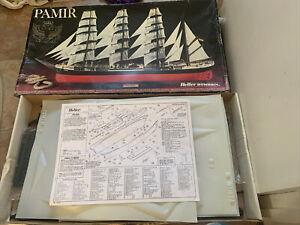Heller Humbrol  1/150 Pamir Ship Model Kit vintage model kit New