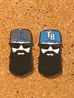 Little League World Series Pin Set TB Florida 12 District FL12 Bearded Fellas