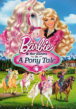BARBIE & HER SISTERS IN A PONY TALE [DVD] - BRAND NEW free shipping