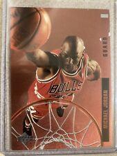 1993-94 Upper Deck SE BEHIND THE GLASS fOIL CARD G11 MICHAEL JORDAN Bulls UD