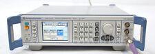 Rohde Amp Schwarz Smb100m Smb100a Rf Signal Generator 9khz 22ghz B102 K22 K23 K25