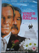 I Now Pronounce You Vince And Ralph (DVD, 2008) NEW SEALED Region 2 PAL