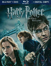 Harry Potter and the Deathly Hallows: Part I (Blu-ray/DVD, 2011, 3-Disc Set)
