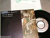 """7"""" - Manfred Mann´s Earth Band / Do anything you wanna do - PROMO"""