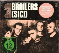 Broilers - (sic!) - Limitierte Deluxe Edition - DVD + CD - Neu / OVP