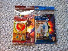 2 Japanese Pokemon Card  Legend Booster pack 1ED sealed