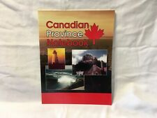 Abeka - Canadian Province Notebook - Student edition - Like New!