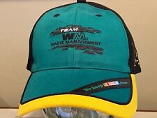 Waste Management WM Trash Recycling Hauler Team Golf Nascar Hat Cap ! NEW