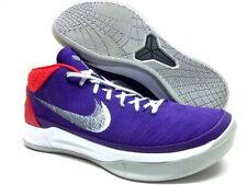 NIKE KOBE A.D. ID CLUB PURPLE/SPORT RED-WHITE SIZE MEN'S 12 [AO4789-991]