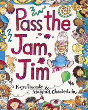 Pass The Jam, Jim (Red Fox Picture Books), Umansky, Kaye, Good Condition Book, I