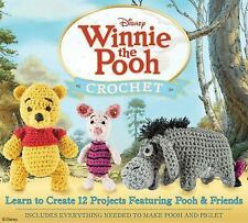 Winnie the Pooh Crochet : Learn to Create 12 Projects Featuring Pooh and...