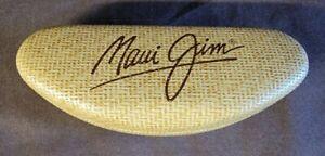 "Maui Jim Hard Case For Sunglasses 6-1/2"" x 2-1/2"""