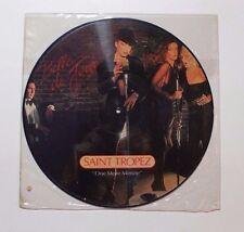 SAINT TROPEZ Belle De Jour LP Butterfly FLY-3100 US 1978 VG++ Picture Disc 03H