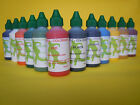 Bowling ball plug kit colorants pigments 12 color