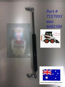 Bobcat DOOR Gas Spring Strut 7157893 was 6682586  S160 S175 S185 S205  T140 T180